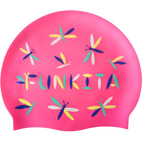 Funkita Silicone Swimming Cap, fly dragon